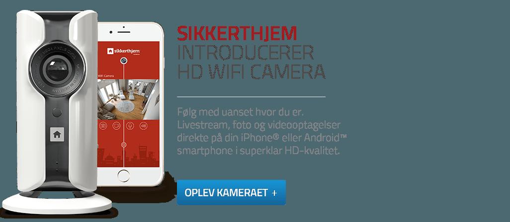 DK - HD WiFi Camera